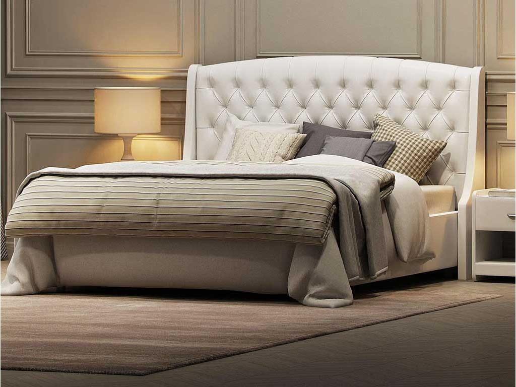 Кровать Диамант с ПМ