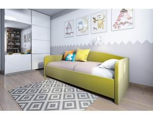 Кровать Уно с боковой спинкой
