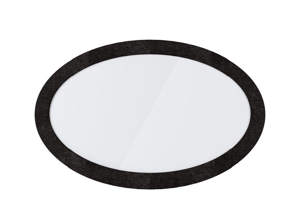 Зеркало Люкс овальное